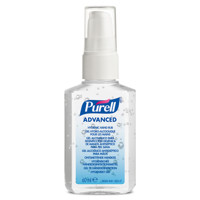 PURELL Advanced s pumpou 24 x 60 ml